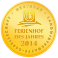 Holiday Farmhouse of the Year 2014 Award