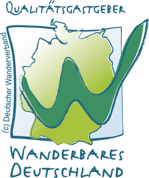 "Member of the ""Wanderbares Deutschland"" Association"